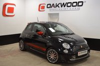 USED 2013 63 ABARTH 595 1.4 COMPETIZIONE 3d 160 BHP *UPGRADES* UPGRADED RACING SEATS