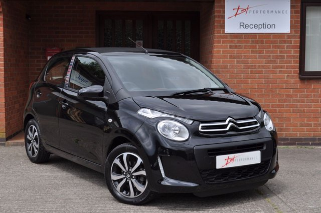 2015 15 CITROEN C1 1.0 AIRSCAPE FEEL EDITION 5d 68 BHP