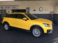 USED 2017 17 AUDI Q2 1.6 TDI SE 5d 114 BHP £30 Tax and 33 Months Warranty