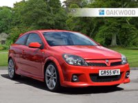 USED 2005 55 VAUXHALL ASTRA 2.0 VXR 3d 240 BHP FULL SERVICE HISTORY