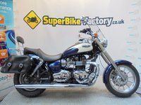 USED 2011 11 TRIUMPH AMERICA 865  GOOD&BAD CREDIT ACEEPTED, OVER 500+ BIKES