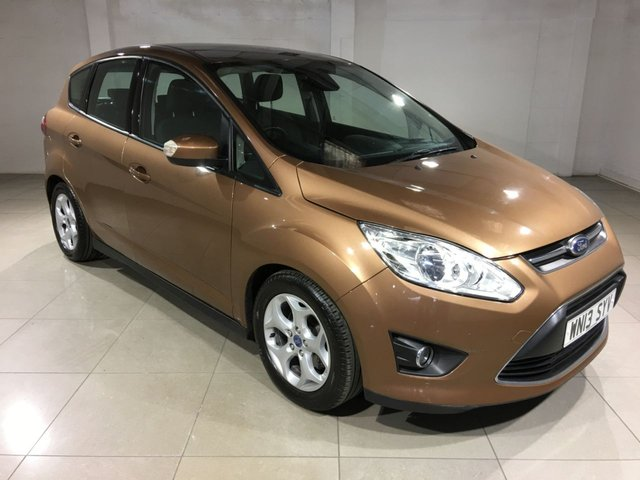 View our 2013 13 FORD C-MAX 1.0 ZETEC 5d 99 BHP