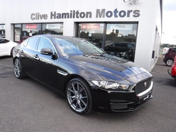 "2015 JAGUAR XE 2.0 SE 4d 161 BHP 19"" Fox Alloys Optional Extra £13995.00"