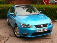 USED 2015 65 SEAT LEON 1.2 TSI SE TECHNOLOGY DSG 5d AUTO 110 BHP LOOK ONLY 1000 MILES! AS NEW!! NEED FINANCE ?  POOR CREDIT WE CAN HELP! JUST ASK !