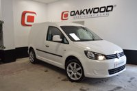 2014 VOLKSWAGEN CADDY 1.6 C20 TDI STARTLINE 101 BHP *LOW MILES* £SOLD