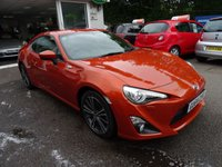 USED 2014 64 TOYOTA GT86 2.0 D-4S 2d AUTO 197 BHP
