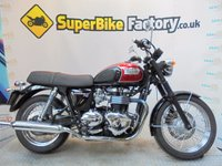 USED 2014 64 TRIUMPH BONNEVILLE T100 GOOD&BAD CREDIT ACEEPTED, OVER 500+ BIKES