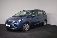 USED 2014 14 VAUXHALL ZAFIRA TOURER 1.4 EXCLUSIV 5d AUTO 138 BHP