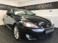 2008 LEXUS IS 2.2 220D SE 4d 175 BHP £4400.00