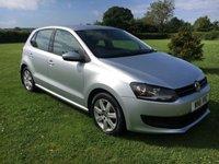 2011 VOLKSWAGEN POLO 1.4 SE 5d 85 BHP £5495.00