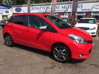 USED 2014 63 TOYOTA YARIS 1.3 VVT-I TREND 5d 99 BHP 0% AVAILABLE ON THIS CAR PLEASE CALL 01204 317705