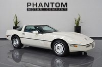 USED 1986 CHEVROLET GMC CORVETTE 5.7 COUPE 2d AUTO