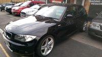 USED 2009 59 BMW 1 SERIES 2.0 118D M SPORT 3d 141 BHP