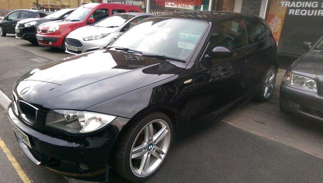 2009 59 BMW 1 SERIES 2.0 118D M SPORT 3d 141 BHP
