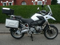 2011 BMW R SERIES  R 1200 GS  £7495.00