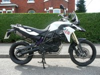 2013 BMW F SERIES 798cc F 800 GS  £6795.00