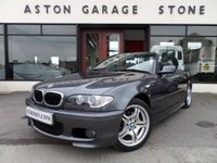 USED 2006 06 BMW 3 SERIES 2.0 318CI M SPORT 2d 148 BHP ** CRUISE * MEM SEATS **