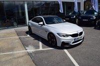 2015 BMW 4 SERIES 3.0 M4 2d AUTO 426 BHP £38995.00