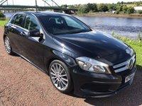 2014 MERCEDES-BENZ A CLASS 1.5 A180 CDI BLUEEFFICIENCY AMG SPORT 5d AUTO 109 BHP £SOLD