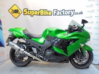 USED 2012 12 KAWASAKI ZZR1400 FCF ABS  GOOD&BAD CREDIT ACEEPTED, OVER 500+ BIKES