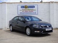 USED 2012 12 VOLKSWAGEN PASSAT 1.6 BLUEMOTION TDI 4d FULL VW HISTORY £20 TAX 2 KEYS