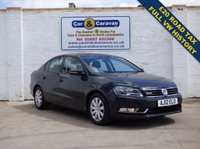USED 2012 12 VOLKSWAGEN PASSAT 1.6 BLUEMOTION TDI 4d Full VW History £20 Tax 68+MPG 0% Deposit Finance Available