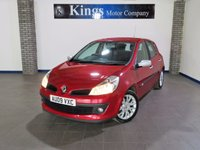 USED 2009 09 RENAULT CLIO 1.2 DYNAMIQUE 16V Tce 5dr