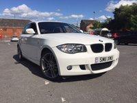 2011 BMW 1 SERIES 2.0 116I PERFORMANCE EDITION 5d 121 BHP £7995.00