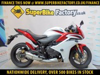 USED 2013 13 HONDA CBR600F FA-C  GOOD & BAD CREDIT ACCEPTED, OVER 500+ BIKES