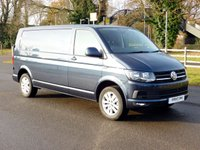 USED 2016 66 VOLKSWAGEN TRANSPORTER T6 T30 2.0TDI 150PS LWB HIGHLINE T6 Latest Model Euro 6