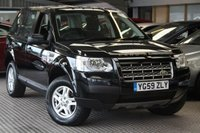USED 2009 59 LAND ROVER FREELANDER 2.2 TD4 E S 5d 159 BHP