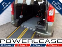 USED 2009 59 PEUGEOT PARTNER 1.6 TEPEE S HDI 5d 90 BHP FSH DISABLED ACCESS RAMP A/C