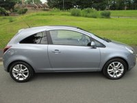 USED 2009 09 VAUXHALL CORSA 1.2 SXI 16V 3d 80 BHP FULL SERVICE HISTORY - 57,000 GUARANTEED MILES - IMMACULATE CONDITION