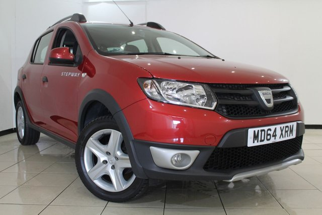 View our 2015 64 DACIA SANDERO 1.5 STEPWAY AMBIANCE DCI 5DR 90 BHP
