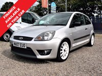 USED 2007 07 FORD FIESTA 1.6 ZETEC S 16V  +++ FINANCE AVAILABLE +++