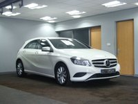 USED 2013 13 MERCEDES-BENZ A CLASS 1.5 A180 CDI BLUEEFFICIENCY SE 5d 109 BHP