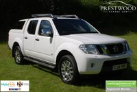USED 2014 14 NISSAN NAVARA 3.0 dCi V6 [230 BHP] OUTLAW [AUTO] DOUBLE CAB PICK-UP