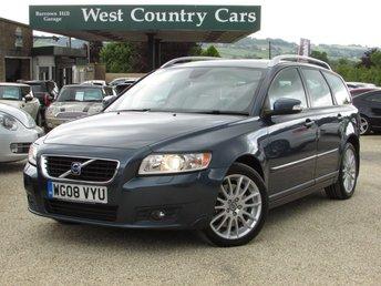 2008 VOLVO V50 2.0 SE LUX 5d AUTO 136 BHP £6500.00