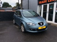 USED 2007 57 SEAT ALTEA 1.6 REFERENCE SPORT 5d 101 BHP