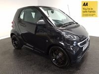 USED 2014 14 SMART FORTWO 1.0 GRANDSTYLE EDITION MHD 2d AUTO 71 BHP HISTORY-LOW MILEAGE-LEATHER-NAV-A/C