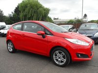 USED 2013 63 FORD FIESTA 1.0 ZETEC 3d  ZERO ROAD TAX  LOW RATE NO DEPOSIT FINANCE, APPLY HERE NOW