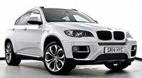 USED 2014 14 BMW X6 3.0 30d xDrive 5dr Auto [5 Seats] Media, Dynamic, Reverse Cam