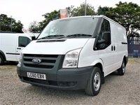 2011 FORD TRANSIT 2.2 300 Panel Van 5dr Diesel Duratorq (SWB) £4250.00