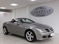 USED 2006 56 MERCEDES-BENZ SLK 3.0 SLK 280 AUTO 231 BHP Great Example In Excellent Overall Condition And A Must See
