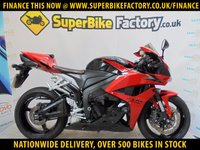 USED 2010 59 HONDA CBR600RR RR-A  GOOD & BAD CREDIT ACCEPTED, OVER 500+ BIKES