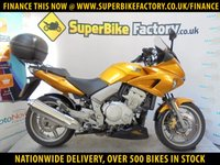 USED 2009 59 HONDA CBF1000 A-8  GOOD & BAD CREDIT ACCEPTED, OVER 500+ BIKES