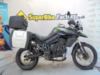 USED 2013 13 TRIUMPH TIGER 800 XC  GOOD & BAD CREDIT ACCEPTED, OVER 500+ BIKES
