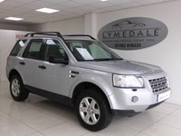 2009 LAND ROVER FREELANDER 2.2 TD4 GS 5d 159 BHP £7290.00