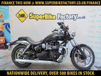 USED 2011 11 TRIUMPH SPEEDMASTER 865  GOOD & BAD CREDIT ACCEPTED, OVER 500+ BIKES