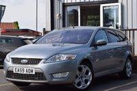2009 FORD MONDEO 2.0 TITANIUM X TDCI 5d AUTO 140 BHP £5995.00